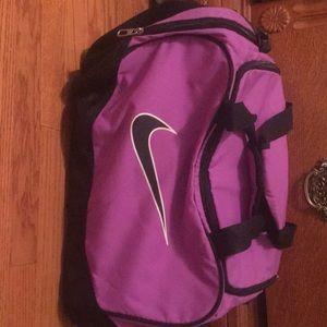 Nike athletic bag